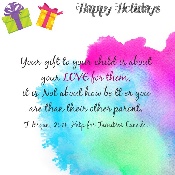 Holiday Gift Giving Quote