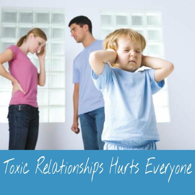 Toxic Relationship Hurts Everyone